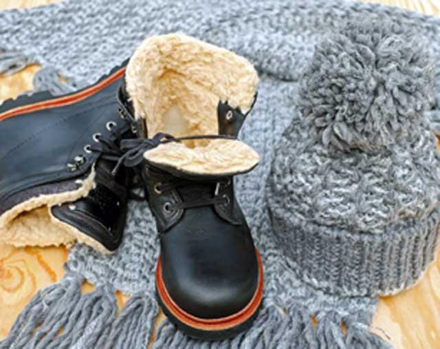 Gut zu Fuß mit der neuen Schuhmode - Winterstiefel